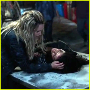 Clarke Is Trying To Save Octavia on 'The 100' Tonight