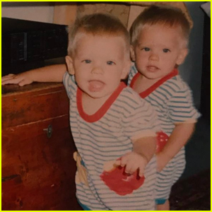 Cole Sprouse Won Throwback Thursday With Super Cute Baby Pics of Him & Dylan!