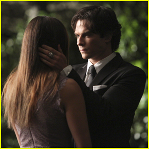 Damon's Proposal to Elena Was Cut From 'The Vampire Diaries' Finale