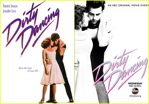New \'Dirty Dancing\' Remake Poster With Abigail Breslin & Colt ...