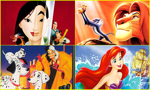 All of Disney's Planned Live-Action Movies - See the Full List!