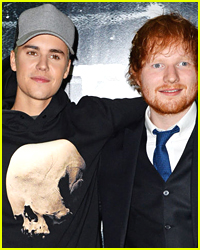 One Time, Ed Sheeran Hit Justin Bieber in the Face With A Golf Club
