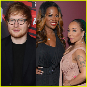 Ed Sheeran Gives TLC Writers Credit on 'Shape of You'