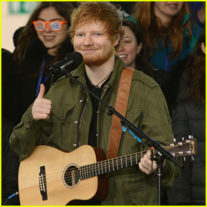 Ed Sheeran Is Putting Together a Boy Band!