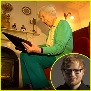 Ed Sheeran's Grandmother Nancy Mulligan Hears The Song Written About Her For the First Time