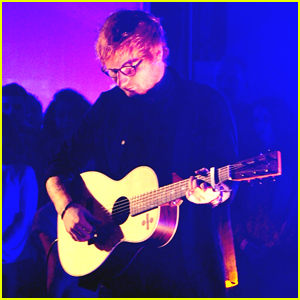 Ed Sheeran Performs 'Supermarket Flowers' For First Time & It Will Have You in Tears