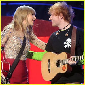 Ed Sheeran Promised Another Taylor Swift Collab!