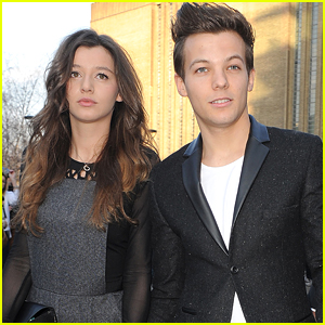 Eleanor Calder Was With Louis Tomlinson During His Airport Arrest