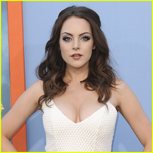 Elizabeth Gillies Goes Blonde For CW's 'Dynasty' - See Her New Look!