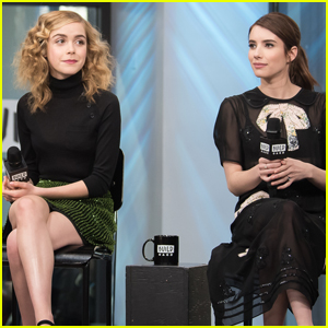 Kiernan Shipka Would Love to Be on 'Scream Queens'