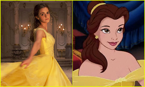 8 Ways Emma Watson's Belle is Even Better Than the Original