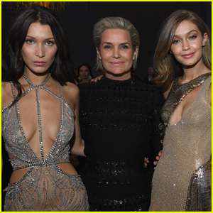 Gigi & Bella Hadid's Mom Is Giving You The Chance to Be a Supermodel