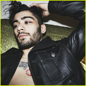 Gigi Hadid Makes Zayn Malik Her Muse in New 'Versus Versace' Campaign