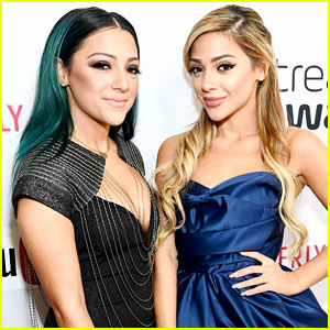 JJJ at the 'Kids' Choice Awards': Meet Our Guest Correspondents -- Niki & Gabi DeMartino!