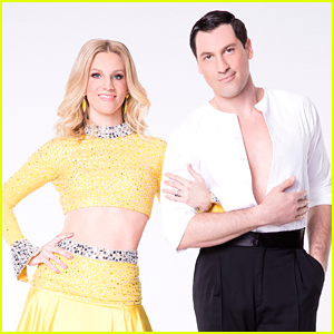 Heather Morris, Sabrina Bryan & More DWTS �Advantage� Stars