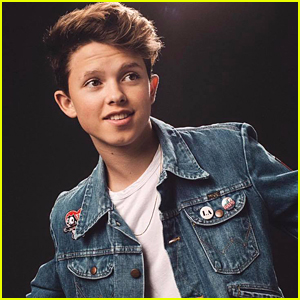 EXCLUSIVE Jacob Sartorius Is Performing At The Kids Choice Awards 2017
