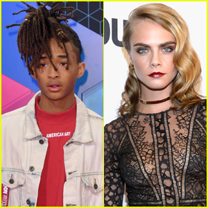 Jaden Smith To Star Opposite Cara Delevingne in 'Life in a Year' Movie