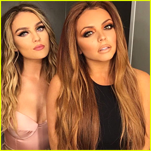 Jesy Nelson Is Not Fighting With Perrie Edwards Over Being Cut Out Over an Instagram Pic
