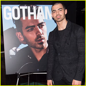 Joe Jonas Shares Photos from Inside His 'Gotham' Magazine Cover Event