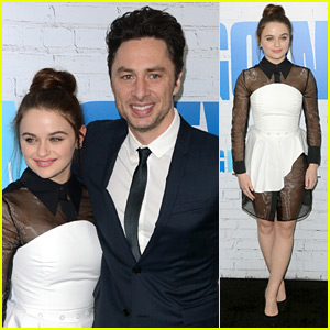 Joey King Looks Super Cute for 'Going in Style' NYC Premiere!
