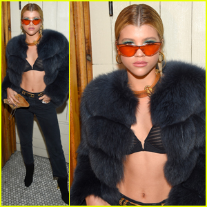 Sofia Richie Steps Out After Ex Justin Bieber Tells Her She's 'So Pretty'