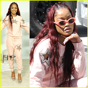 Keke Palmer Hacks Into The Social Media of Every Guy She Dates