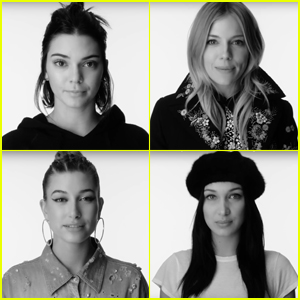 Kendall Jenner, Bella Hadid & Hailey Baldwin Speak Up on International Women's Day