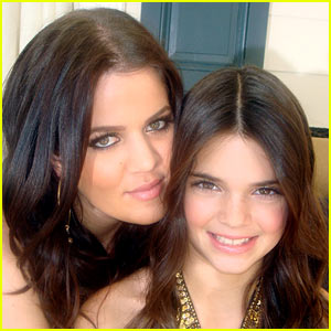 Kendall Jenner Was a Baby at Her Very First 'KUWTK' Shoot!