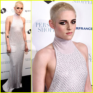 Kristen Stewart Stuns at 'Personal Shopper' NYC Premiere with New Buzz-Cut!