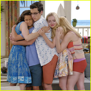 'Liv & Maddie's End Felt Like 'The Last Week of High School'