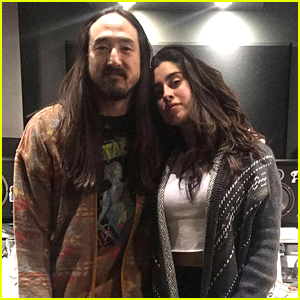 Lauren Jauregui & Steve Aoki Want You To 'Expect The Unexpected' With Their Collab