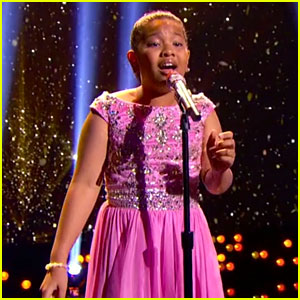 Elha Nympha, 12, Sings 'Chandelier' & Sounds Amazing! (Video)