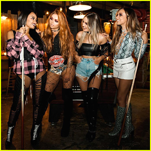 We're Pretty Sure Little Mix Are Teasing The 'No More Sad Songs' Music Video With New Pics