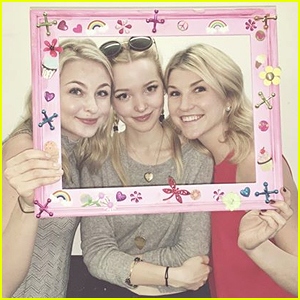 How Dove Cameron Found The Perfect Co-Stars in Emmy Buckner and Shelby Wulfert