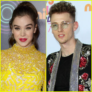 Hailee Steinfeld Is Releasing a New Song With Machine Gun Kelly!