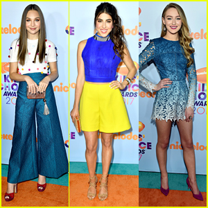 Maddie Ziegler Debuts New 'Leap' Trailer at Kids Choice Awards 2017