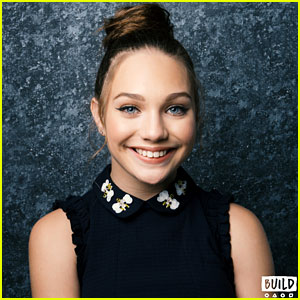 'Dance Mom's Maddie Ziegler Explains the Incredible Story About How She Became Sia's Muse