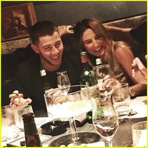 Nick Jonas Just Had the Best Night in Italy!