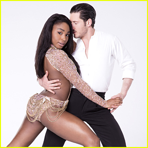 Normani Kordei Screamed When She Found Out Val Chmerkovskiy Was Her Partner