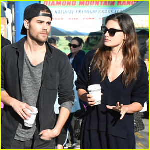 Paul Wesley Meets Up With Ex-Girlfriend Phoebe Tonkin After Breakup