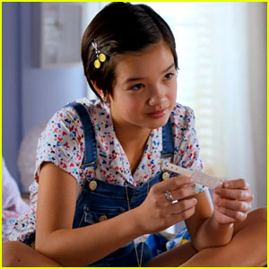 EXCLUSIVE: 'Andi Mack' Star Peyton Elizabeth Lee Definitely Relates To Her Character