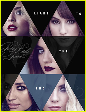'Pretty Little Liars' Reveals Final Kaleidoscope Inspired Poster