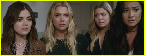 Watch 'Pretty Little Liars' First Minute of Spring Premiere Episode Now!