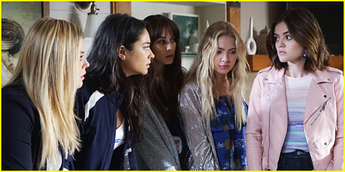 'Pretty Little Liars' Debuts First Pic From Final 10 Episodes