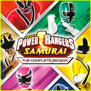 It's Giveaway Time - Win a 'Power Rangers Samurai' DVD & Action Figure!