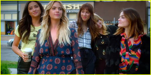 The New 'Pretty Little Liars' Series Finale Teaser Focuses On Friendship