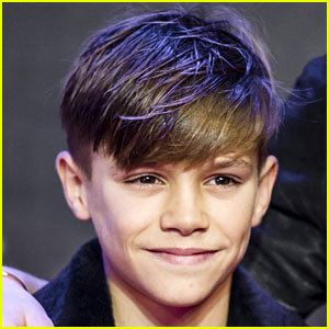 Romeo Beckham Joined Instagram on His Brother Brooklyn's Birthday!