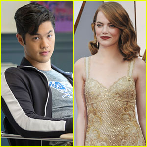 �Riverdale� Actor Ross Butler is Obsessed With Emma Stone