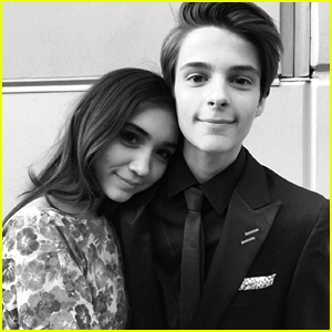 Rowan Blanchard Just Blew Corey Fogelmanis' Mind With The Pixar Theory