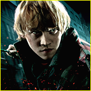 Rupert Grint Watched Someone Else Play Ron Weasley & It Was Totally Weird